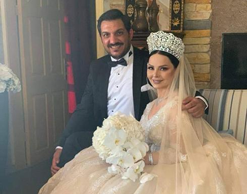 الأمن الاردني يستدعي العمري بعد زفافه على ديانا كرزون