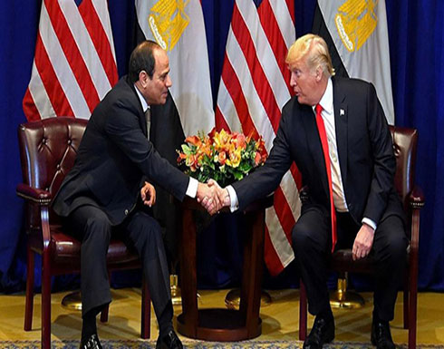 السيسي يصل أميركا ويبحث مع ترمب الشراكة وقضايا المنطقة