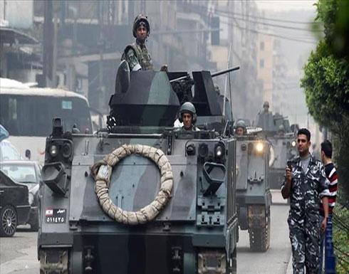 """لبنان.. قتيلان من عناصر الجيش في إطلاق نار بـ""""البقاع"""""""