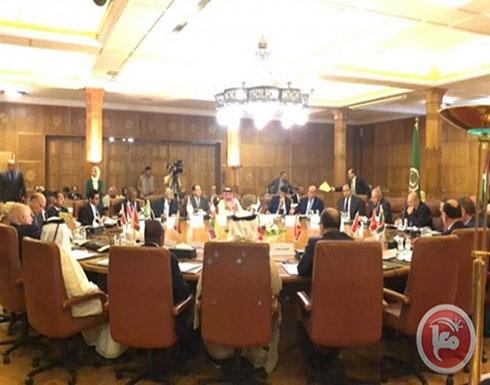 شاهد : العرب يلتزمون بـ100 مليون دولار شهريا لفلسطين