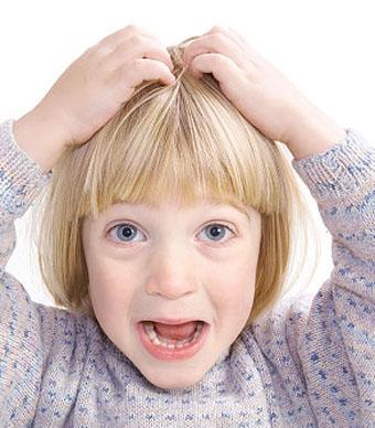 نصائح لعلاج قمل الرأس عند الأطفال