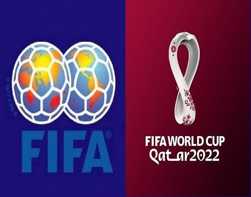 """رئيس """"الفيفا"""" يشعر بالقلق بشأن مونديال """"قطر 2022"""""""