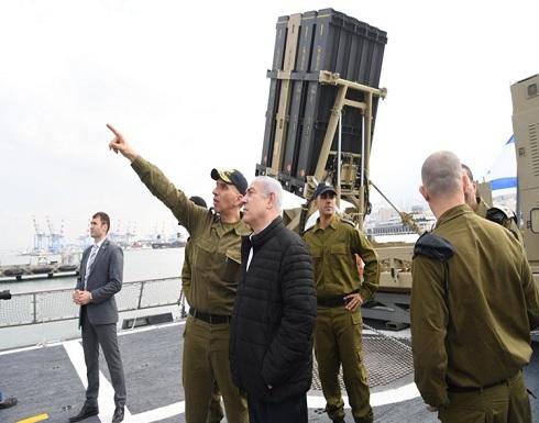 نتنياهو يعترف.. نحن من هاجمنا سوريا يوم الاثنين
