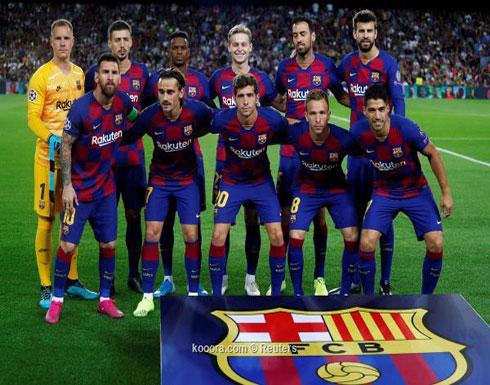 سيتين يستعين بالشباب في قائمة برشلونة لمواجهة فالنسيا