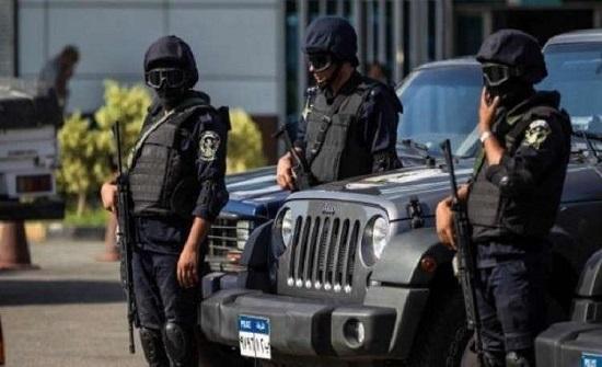 مصر.. تبادل إطلاق نار بين الأمن وإرهابيين في الجيزة