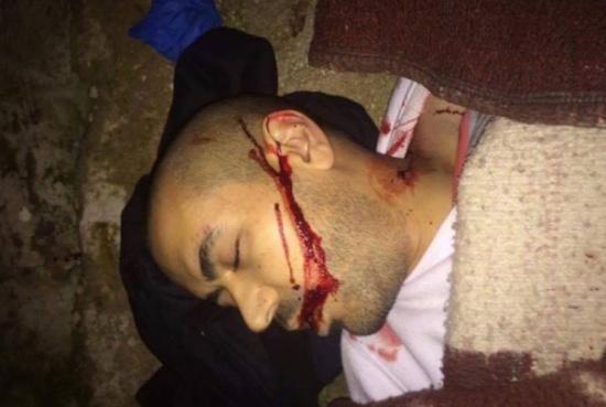 نابلس: استشهد برصاص الاحتلال أمام والدته