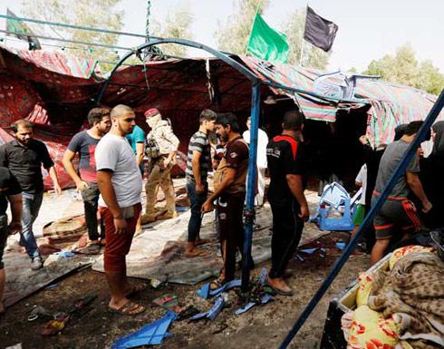 عشرات القتلى والجرحى بتفجير انتحاري في بغداد.. وتنظيم الدولة يتبنى