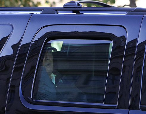 شاهد : ترامب يعود إلى البيت الأبيض بعد ساعات على إعلان فوز بايدن عليه