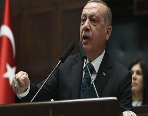 أردوغان: واشنطن تهددنا بعقلية إنجيلية صهيونية ونرفض ذلك