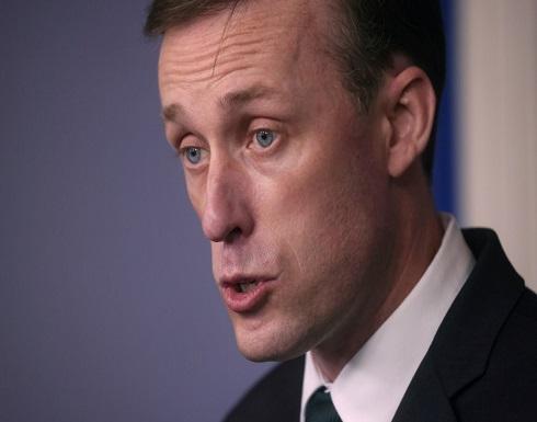 سوليفان أكد في محادثات مع مسؤولين مصريين على دعم بايدن لحل الدولتين