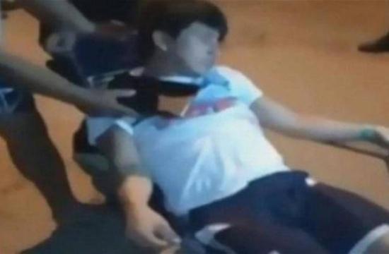 """بالفيديو: """"مس شيطاني"""" يسيطر على شابين بعد لعبة ويجا"""