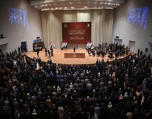 برلمان العراق يناقش الأحد تداعيات مقتل سليماني والمهندس