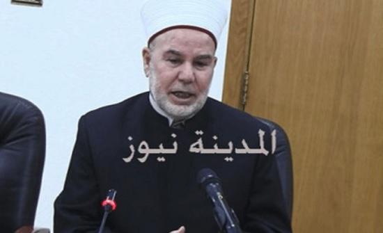 مفتي عام الأردن  : غداً أول أيام العام الهجري الجديد