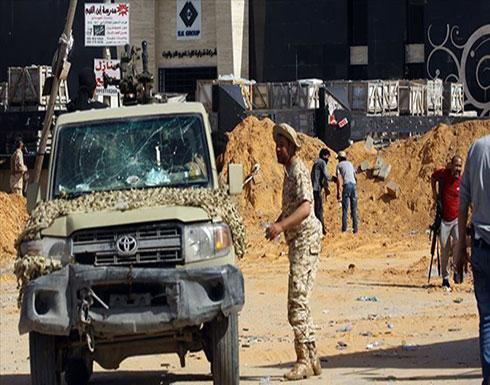 ليبيا.. تجدد المواجهات بمحور طريق المطار جنوبي طرابلس
