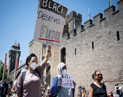 تسمية شارع مقابل البيت الأبيض على اسم حملة الأمريكيين السود