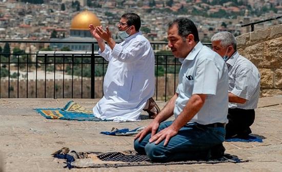 غضب فلسطيني لاستهداف الاحتلال مآذن الأقصى ومنع الأذان