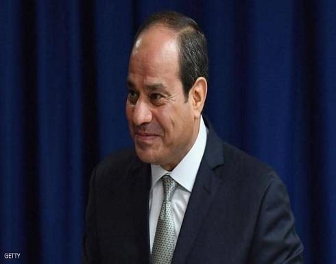 """السيسي: اتفاق السلام بين البحرين وإسرائيل """"خطوة تاريخية"""""""