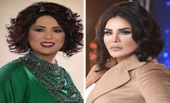 فيديو| أخيراً مصالحة مؤثرة بين أحلام ونوال الكويتية...!