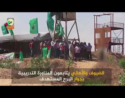 القسام توثق كذب اسرائيل بشأن استشهاد اثنين من مقاتليها