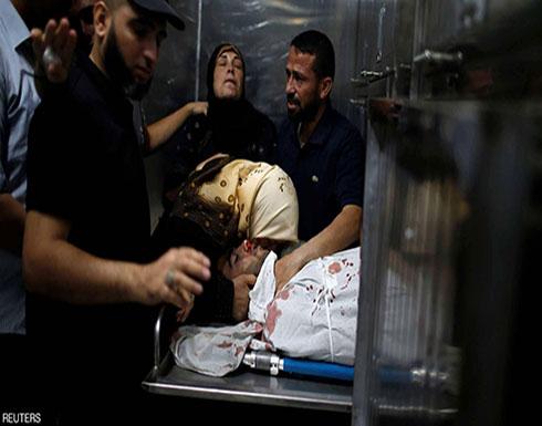 إسرائيل تواجه مسيرة العودة بأسلحة ثقيلة.. وتقتل شابا