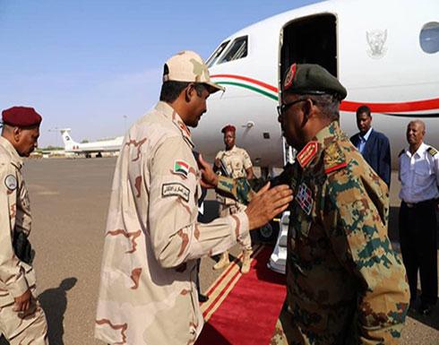 """برئاسة حميدتي.. وفد مشترك من """"العسكري والتغيير"""" يصل جوبا"""