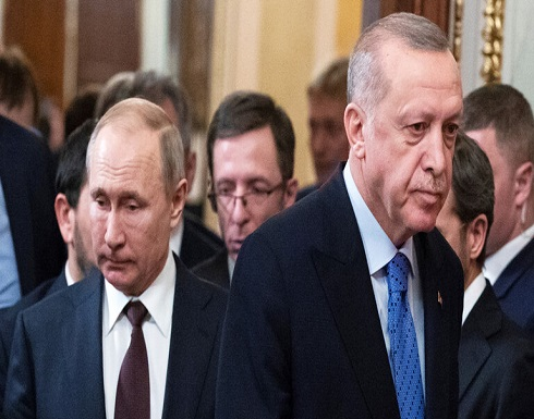 """بوتين يبحث مع أردوغان أوكرانيا والبحر الأسود وسوريا وليبيا وقره باغ و""""سبوتنيك V"""""""