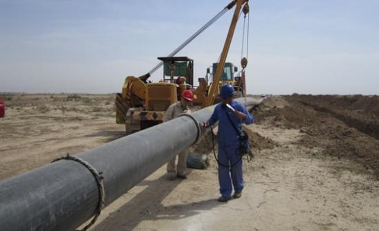 العراق : نسعى لتصدير مليون برميل يوميا عبر ميناء العقبة