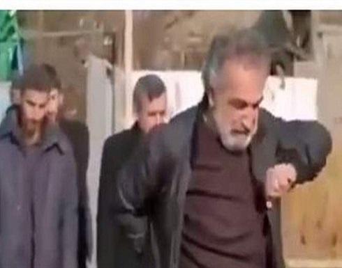 إيران : أثار الجدل على السوشيال ميديا.. أب يرقص في جنازة ابنته   شاهد