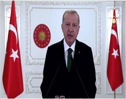 أردوغان: تركيا في طليعة المكافحين للتغير المناخي