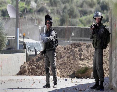 إطلاق النار على فتاة فلسطينية في الضفة الغربية