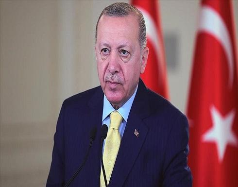 أردوغان يجري اجتماعا مع مسؤولي شركات أمريكية كبرى