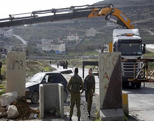 الجيش الإسرائيلي يطرد عائلات فلسطينية من مساكنها بالأغوار