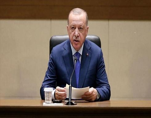 أردوغان يحذّر من التضحية بآمال الليبيين لصالح تجار الدم