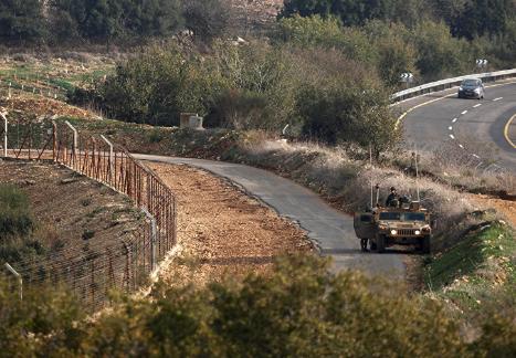 إسرائيل تفرج عن لبناني تسلل عبر الحدود