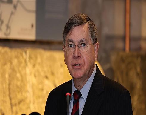 """سفير واشنطن في أنقرة: نأمل أن يتم حل مشكلة """"إس-400"""""""