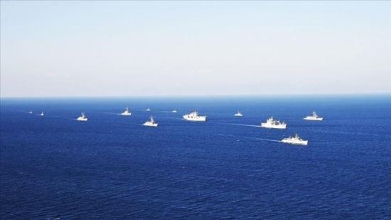 """مناورات """"سي بريز"""".. السفن المشاركة ستبقى بالبحر الأسود مدة إضافية"""