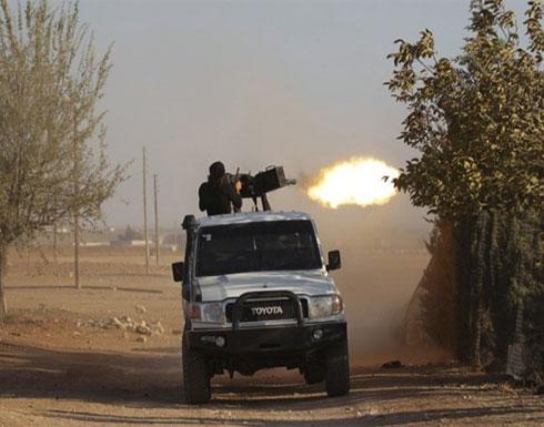 """هجوم مباغت من """"تحرير الشام"""" على رتل روسي باللاذقية (صور)"""