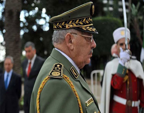 جيش الجزائر يهدد بمقاضاة من يقحمه في انتخابات الرئاسة