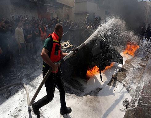الجيش الإسرائيلي يعلن اغتيال مسؤول بارز في حركة حماس بغارة وسط غزة