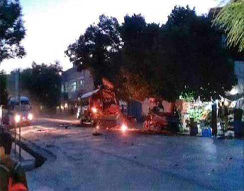 مقتل 8 أشخاص على الأقل بتفجيرين في كابل