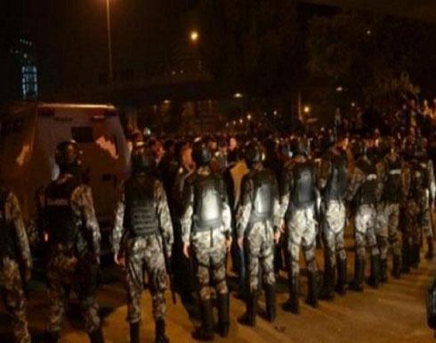 الأردن : تجدد اعمال الشغب في الكرك