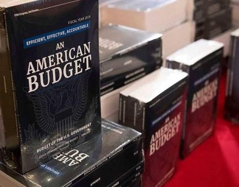 الحكومة الأمريكية تسجل 77 مليار دولار عجزا في الميزانية في يوليو