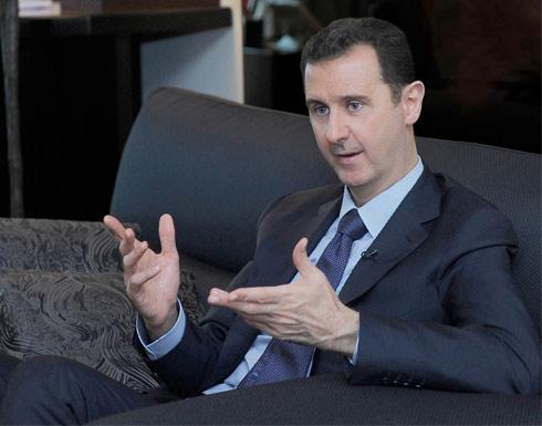 الأسد : الحرب في سوريا باتت صراعاً بين موسكو والغرب