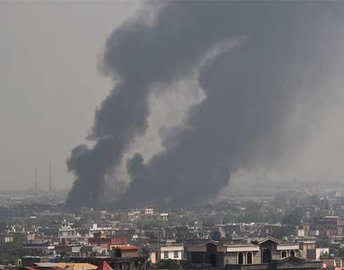 إصابة مدنيين بسقوط صاروخ على مكتب حكومي شرقي أفغانستان