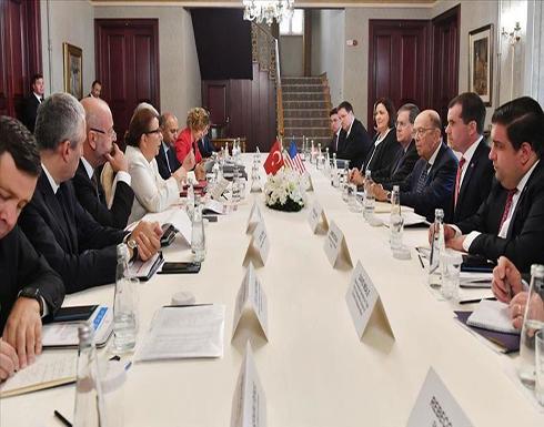 وزير التجارة الأمريكي يلتقي ممثلي القطاع الخاص الأتراك