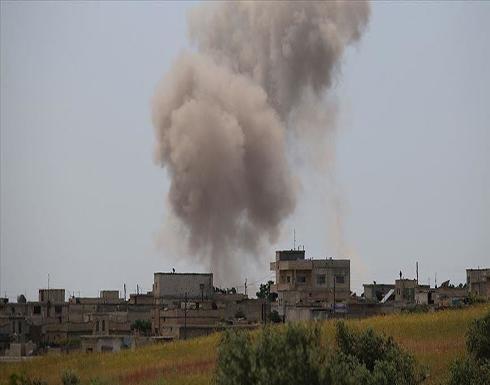 مقتل مدني في هجوم للنظام السوري بريف إدلب