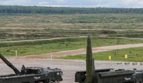 روسيا تكشف نيتها تطوير قوتها العسكرية