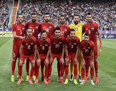 منتخب سوريا ينجو من الهزيمة أمام اليمن (شاهد)