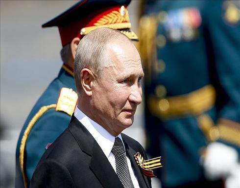 بوتين: رفع السفارة الأمريكية لعلم المثلية يدل على من يعمل هناك