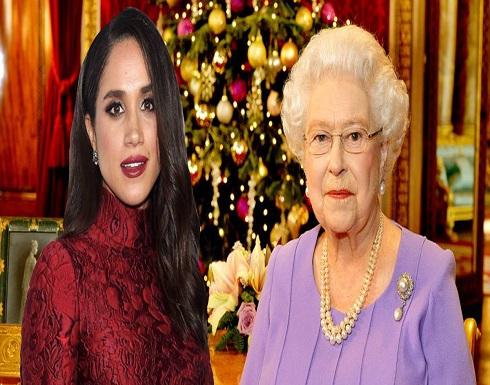 نزولاً عند رغبة الملكة.. ميغان ماركل ممنوعة من هذا الحذاء!